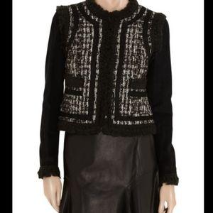Tory Burch - Carr Wool Blend Jacket